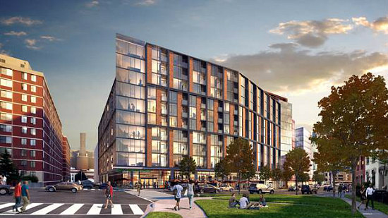 Shaw Whole Foods Development Breaks Ground, 30 Percent of Residences Will Be Affordable: Figure 1