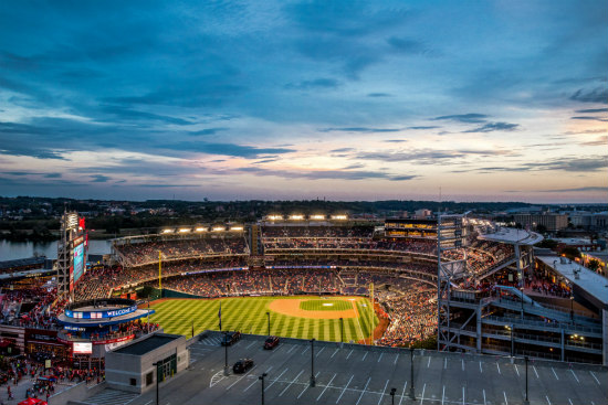 The Best New Apartment Views in DC: Right Into Nats Park: Figure 1