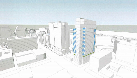 Will This Eventually Be the Tallest Building in Bethesda?: Figure 1