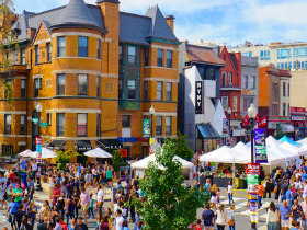 Adams Morgan May Convert 18th Street Parking to Weekend Pick-Up Zones