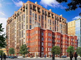 Hotel-Apartment Hybrid Planned For One of DC's Oldest Residential Buildings
