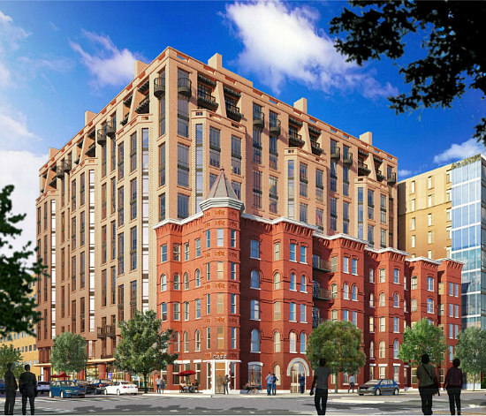 Hotel-Apartment Hybrid Planned For One of DC's Oldest Residential Buildings: Figure 1