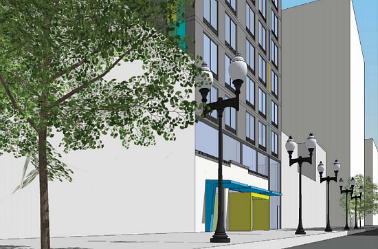 A Mini Hotel District is On the Boards for Mount Vernon Triangle: Figure 3