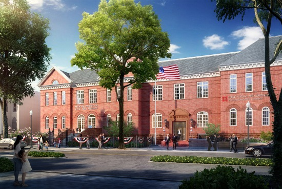 Developer Seeks to Rezone DC's Grimke School Site for Redevelopment: Figure 1