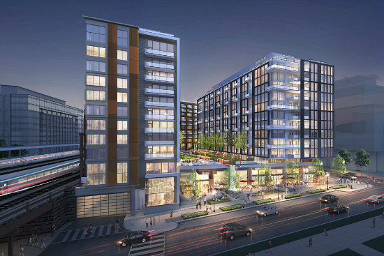 The James Hotel is Coming to NoMa's Central Armature Works Development: Figure 1