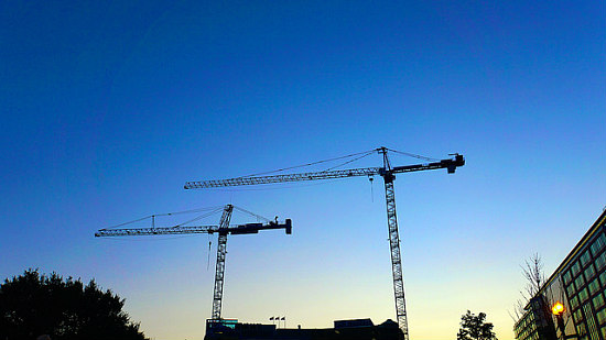 27 Cranes in the Sky: Tallying the Steady Pace of DC Development: Figure 1