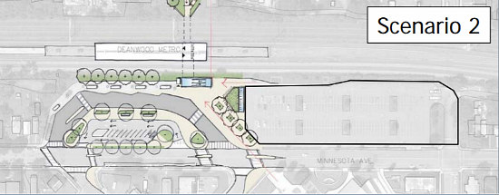 Metro Approves Plan to Replace Deanwood Metro Parking Lot with Mixed-Use Development: Figure 3