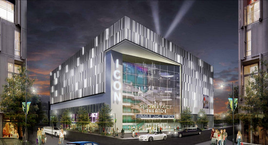 Forest City Files for Extension for Construction of a Movie Theater at The Yards: Figure 1