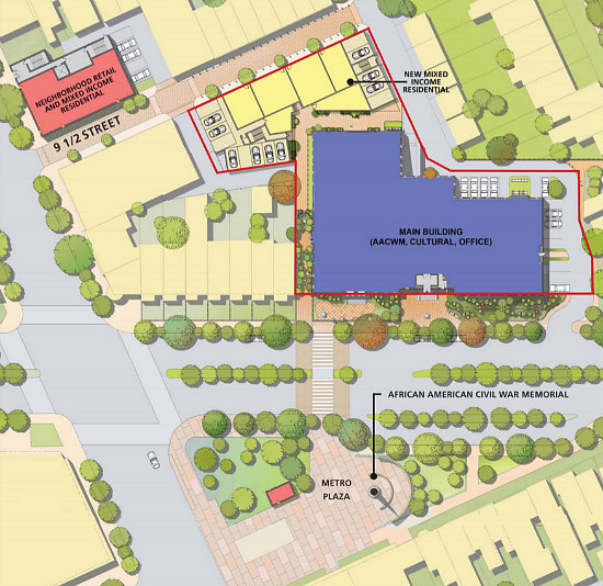 Developer Seeks to Rezone DC's Grimke School Site for Redevelopment: Figure 2