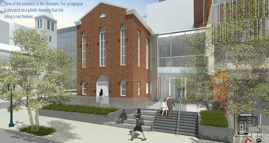 A New Home for Historic Synagogue Near Capitol Crossing: Figure 4