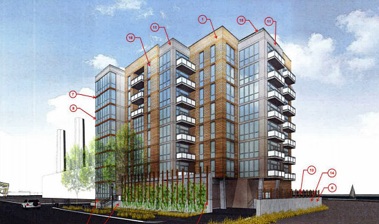 Buzzard Point Planned Residential Project Takes Anti-Flood Measures: Figure 3
