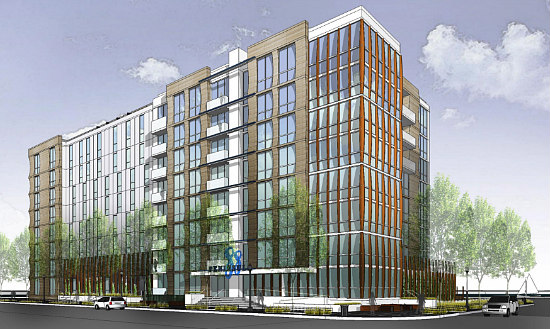 Buzzard Point Planned Residential Project Takes Anti-Flood Measures: Figure 2
