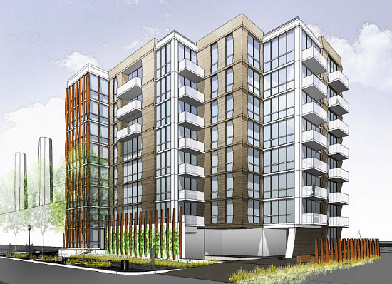 Buzzard Point Planned Residential Project Takes Anti-Flood Measures: Figure 4