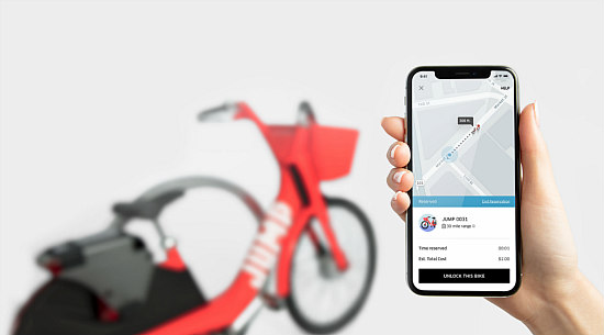Uber Might Make Dockless Bikes More Ubiquitous: Figure 1