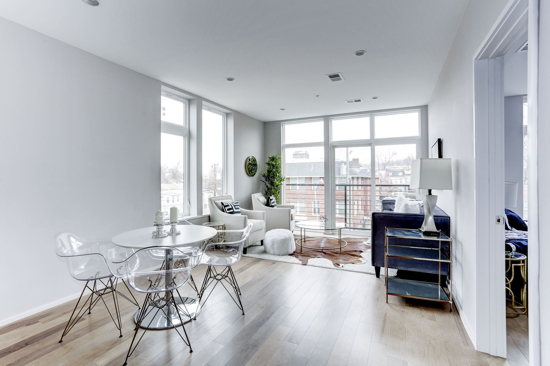 The Clare Grand Opening Showcase Features a Rarity for DC Condos: Figure 3