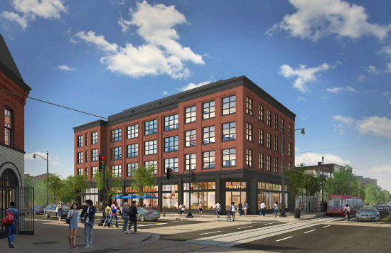 The 650 Units Headed for the H Street Corridor: Figure 6