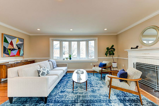 Best New Listings: South-Facing in Forest Hills and a Single Story in Brightwood: Figure 1