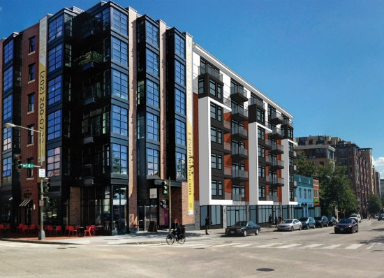 The 825 Units Coming to the 14th Street Corridor: Figure 1