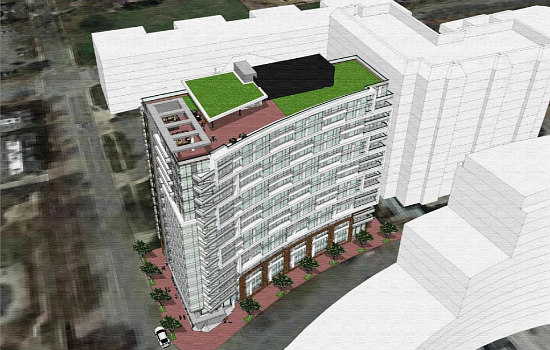 The 3,350 Residential Units Planned for Downtown Bethesda: Figure 4