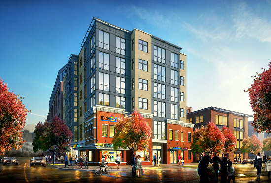 The 650 Units Headed for the H Street Corridor: Figure 2