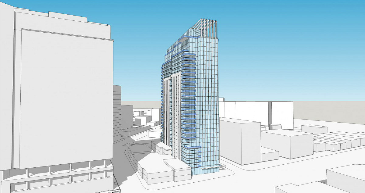 A Few New Looks for Bethesda's Tallest Residential Building: Figure 2