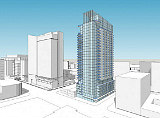A Few New Looks for Bethesda's Tallest Residential Building