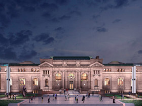 Apple Store at Carnegie Library Could Open By Fall 2018