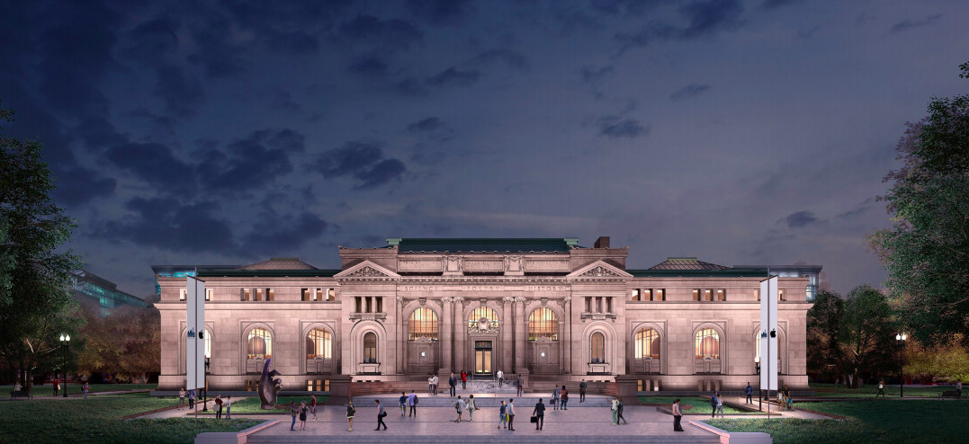 Apple Store at Carnegie Library Could Open By Fall 2018: Figure 1