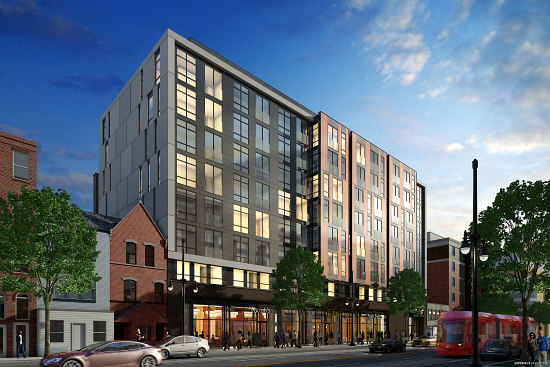 The 650 Units Headed for the H Street Corridor: Figure 1