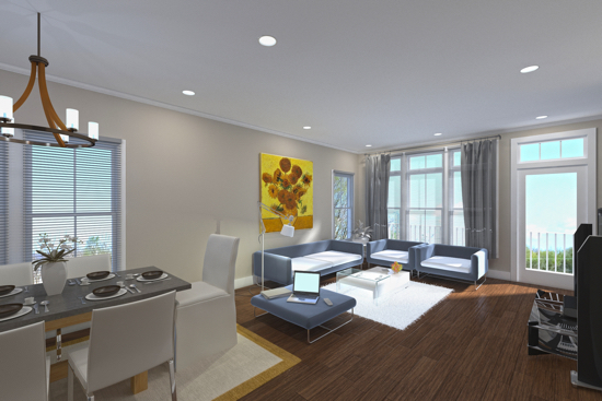 Move-In Ready Residences Will Soon Debut at Walter Reed: Figure 2
