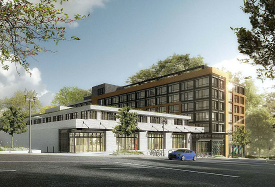 Family-Sized Units, Trader Joe's and a New Hotel: The Georgetown Rundown: Figure 1