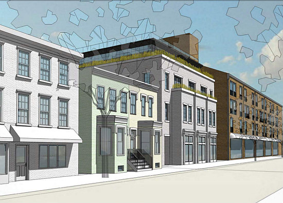 Family-Sized Units, Trader Joe's and a New Hotel: The Georgetown Rundown: Figure 2