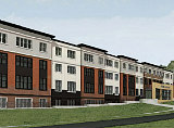 128 Affordable Apartments Proposed for Former Sanford Capital Complex