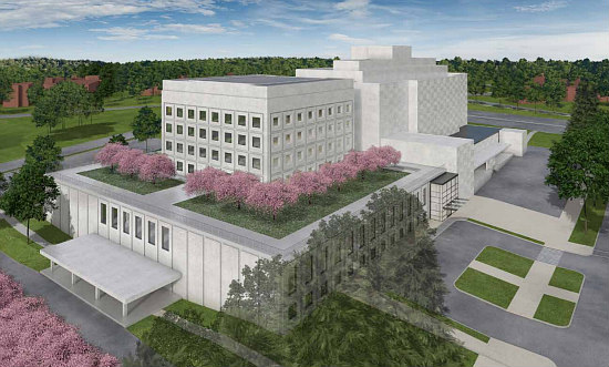 The Plans to Fit Children's National into the New Walter Reed: Figure 3