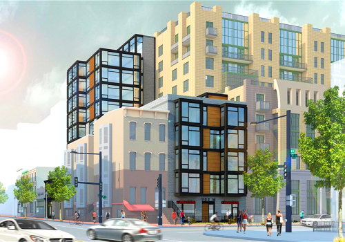 The 974 Units Slated for Shaw: Figure 1