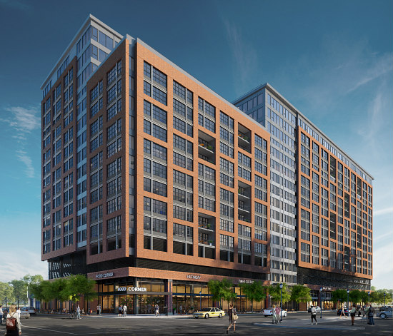 Construction Begins on 520-Unit Office-to-Residential Conversion in Alexandria: Figure 1