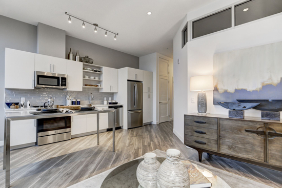 Sophisticated Apartments & Carriage Houses Are Move-In Ready at Legacy West End: Figure 1