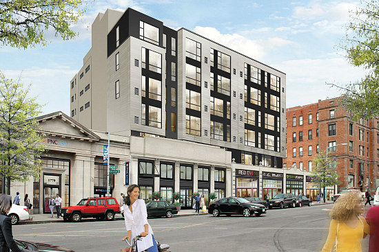 437 Units and Creative Office Space:  The Adams Morgan Development Rundown: Figure 1