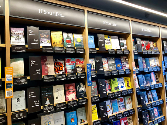 Amazon Books Opens in Georgetown Today: Figure 2