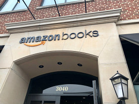Amazon Books Opens in Georgetown Today