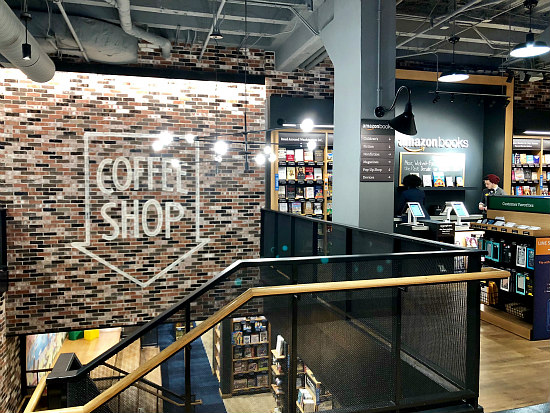 Amazon Books Opens in Georgetown Today: Figure 3