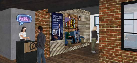 A Glimpse into Capital One's Café in the Center of Georgetown: Figure 11