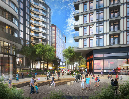 The Over 4,700 Units On the Boards for Union Market: Figure 2