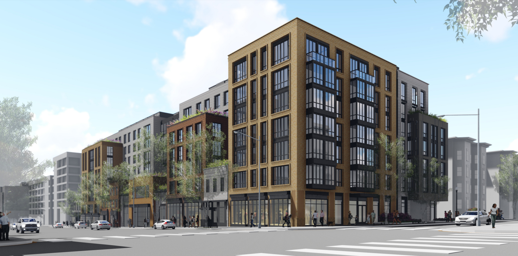 Raze Application Paves Way for Martha's Table Redevelopment on 14th Street: Figure 1