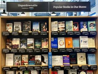 Amazon Books Opens in Bethesda