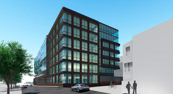 Plans Emerge for Additional Office Building at Anacostia's Reunion Square: Figure 2