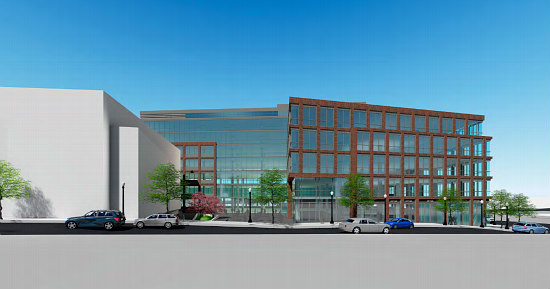 Plans Emerge for Additional Office Building at Anacostia's Reunion Square: Figure 4