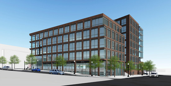 Plans Emerge for Additional Office Building at Anacostia's Reunion Square: Figure 3