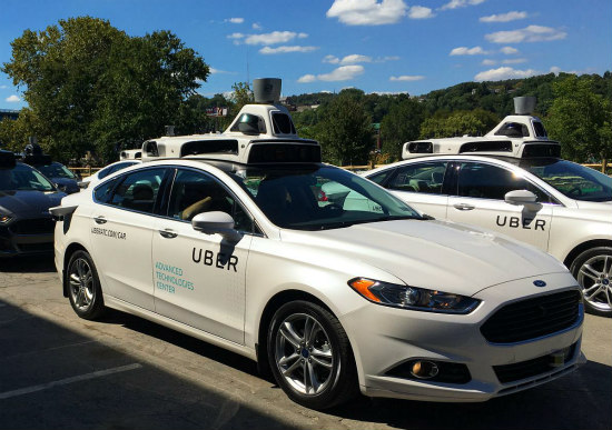 Self-Driving Uber in Arizona Kills Pedestrian: Figure 1