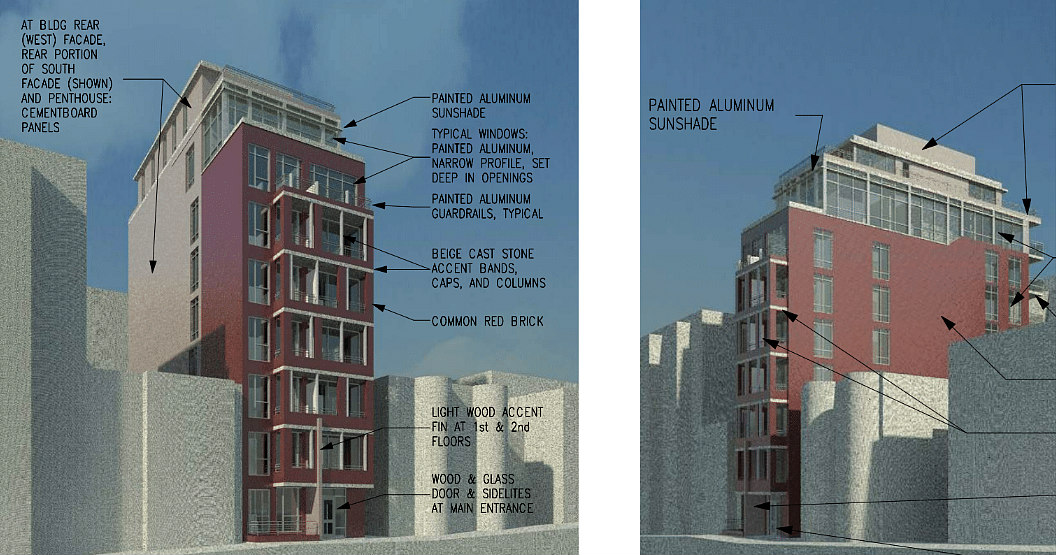 Skinny 18-25  Unit Condo Project Planned Between Logan Circle and Shaw: Figure 1